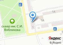 Компания «БратскДизайн» на карте