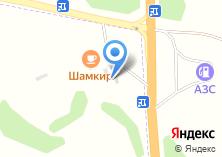 Компания «АЗС Викон» на карте