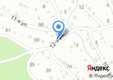 Компания «ОООРЕМТЕХСЕРВИС» на карте