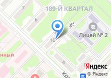 Компания «Медсанчасть №28» на карте