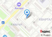Компания «Байкальский экономико-правовой институт» на карте