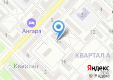 Компания «Агентство IT услуг» на карте