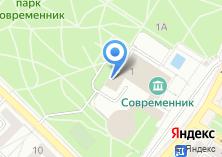 Компания «Руслайн авиаагентство» на карте