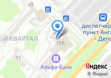 Компания «Территориальные органы пенсионного фонда РФ по Иркутской области» на карте