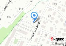 Компания «Автостоянка на ул. 34-й микрорайон» на карте