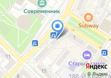 Компания «Единое» на карте