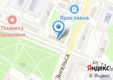 Компания «Строящееся административное здание по ул. 179-й квартал (г. Ангарск)» на карте