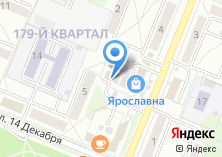 Компания «ДОСТ» на карте