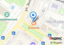 Компания «Уцененка №1» на карте
