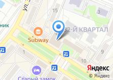Компания «TV-shop» на карте