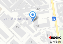 Компания «Центр» на карте