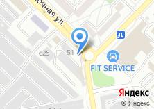 Компания «Мастерская по ремонту автостекол» на карте