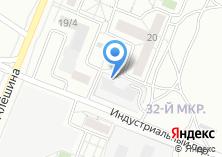 Компания «Строящийся жилой дом по ул. 32-й микрорайон (Ангарск)» на карте