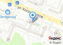 Компания «Строящееся административное здание по ул. 33 микрорайон (г. Ангарск)» на карте