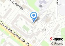 Компания «ВОЛЬТ» на карте
