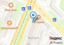 Компания «Строящийся жилой дом по ул. 22-й микрорайон (Ангарск)» на карте