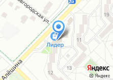 Компания «Позитроника» на карте