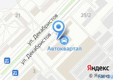Компания «Авто-доктор» на карте