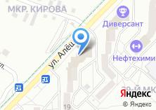Компания «Сотовик» на карте
