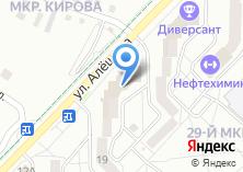 Компания «Мир игр» на карте