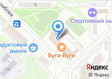 Компания «Алкомаркет Кайрос» на карте