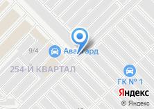 Компания «ГСК-1» на карте