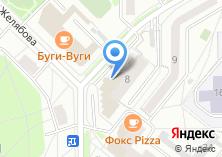 Компания «КапРост» на карте