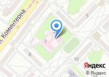 Компания «Городская детская больница №1» на карте