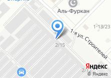 Компания «СибДача» на карте
