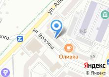 Компания «Винат» на карте