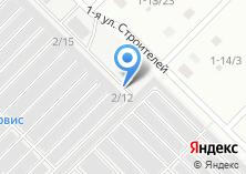 Компания «Автосервис на ул. 254-й квартал» на карте