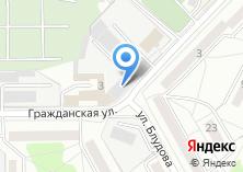 Компания «Ангарские электрические сети» на карте
