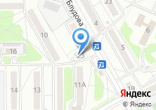 Компания «Кедровая» на карте