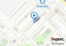 Компания «Мебель Комфорт» на карте