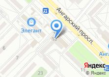 Компания «Ам Элит» на карте