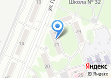 Компания «Фонд поддержки малого предпринимательства города Ангарска» на карте