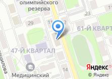 Компания «Вся неделя Ангарск» на карте