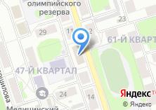 Компания «Ангарская мануфактура» на карте
