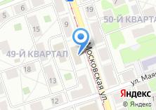 Компания «Байкал-Евротур» на карте