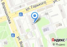 Компания «MOSCA» на карте