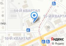 Компания «Марсеев С.В» на карте