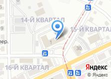 Компания «Сибирские окна» на карте