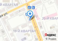Компания «Эко-хим» на карте