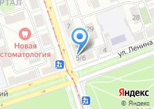 Компания «Банкомат Сбербанк России» на карте