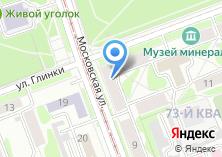 Компания «Адвокатский кабинет Иванец Д.С» на карте