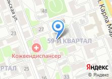 Компания «Ресурсы Сибири» на карте