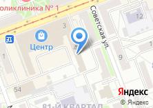 Компания «ЭлектроКомфорт» на карте