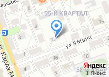 Компания «БизнесКласс Елены Ростовской» на карте