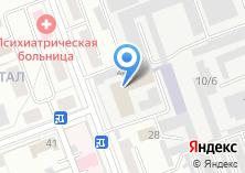 Компания «Мебельная компания сандал» на карте