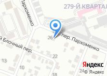 Компания «Сто васильев» на карте